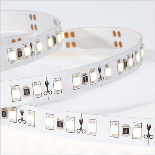 2835 LED Strip, 120/M, 8MM Wide, 5M Reel
